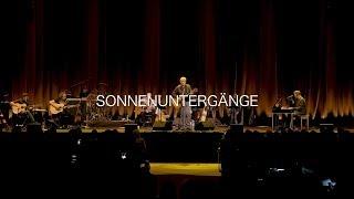 """Rainhard Fendrich """"Sonnenuntergänge"""" (live und akustisch - Ausschnitt)"""