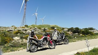 Sardegna Gran Tour: da Golfo Aranci ad Alghero. 1Pt