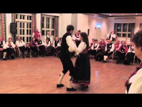 Norwegian Folkdancing