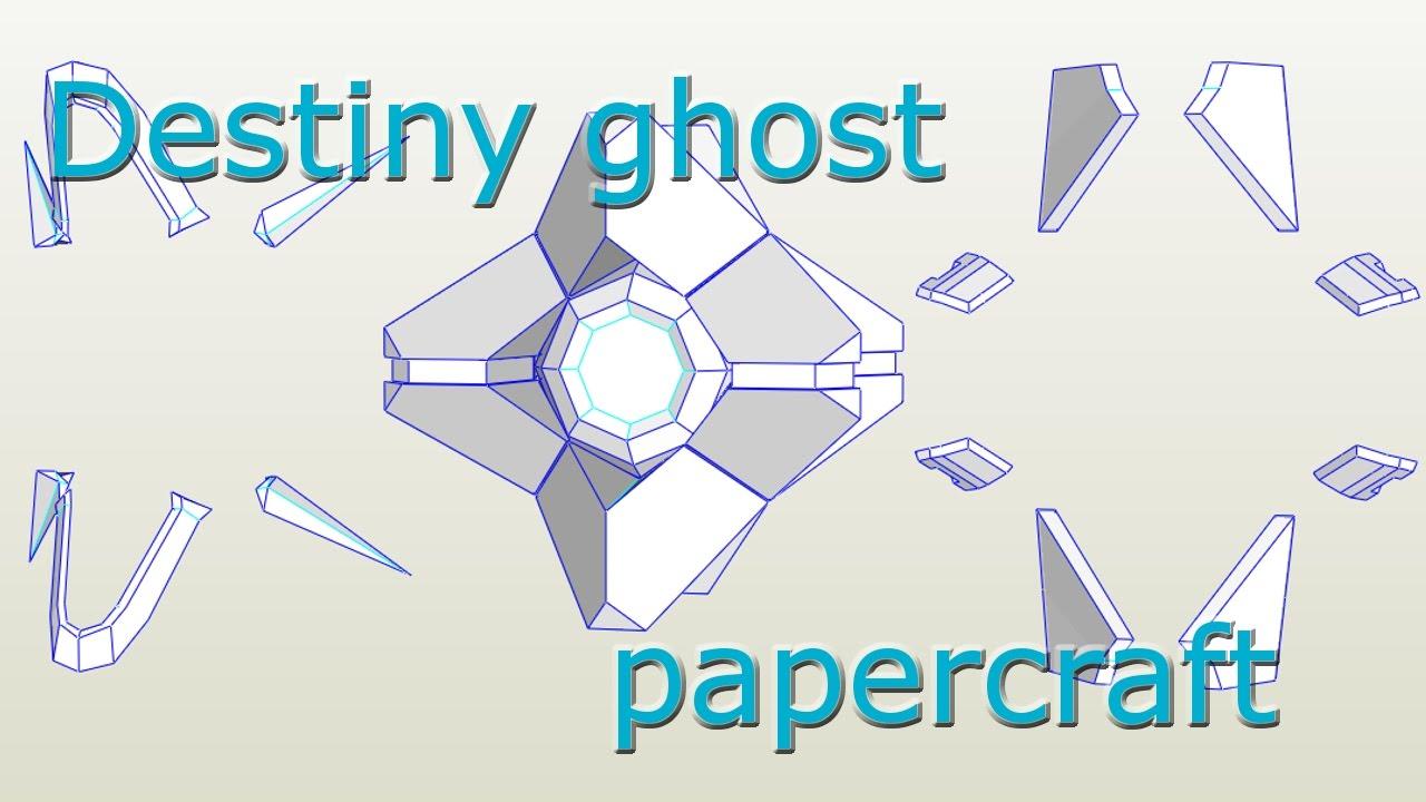 Paper Craft Destiny