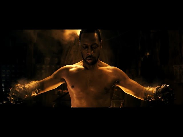 The Man with the Iron Fists - Official Red Band Trailer