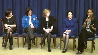 Women's History Month: A Panel of Remarkable Women