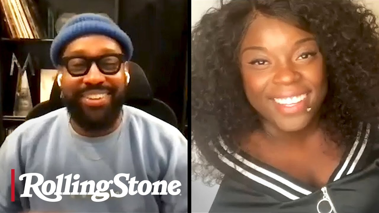 Singers Yola and PJ Morton Discuss Genre, Influences, and Artistic Limitations | Spoken Dialogue
