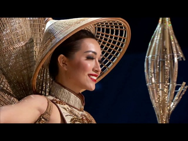 HD Video: Lệ Hằng, Miss Universe Vietnam 2016 Preliminary Competition