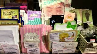 VLOG: 86SHOP @TAIPEI | $1 BROW STENCIL, EYELID TAPE, $1 FACE MASK | effortlessruth Thumbnail