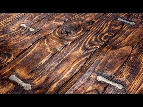 AMAZING WOODWORKING PROJECT: THE FOUR ELEMENTS TABLE