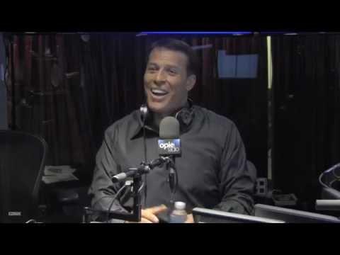 Trophy Culture Makes Tony Robbins Crazy - @OpieRadio @JimNorton