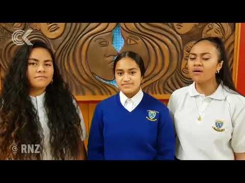 Le Art's version of NZ National Anthem goes viral