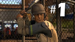 The Walking Dead Season 3 A New Frontier Episode 4 Gameplay Walkthrough Part 1 - Thicker than Water