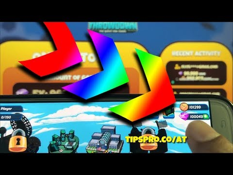 Animation Throwdown Cheats - Get Free Gems And Coins Hack
