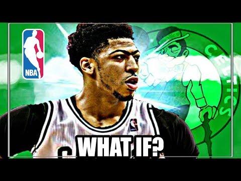What If The Boston Celtics trade for Anthony Davis?