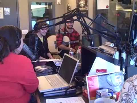 Company of Thieves   on 965 The Buzz