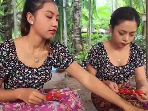 Kedua Gadis Desa Pendiam Ini Membagikan Rahasia Memasak Daging Supaya Empuknya Pas Dan Enaknya Keban