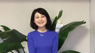 辛島美登里からのごあいさつ 2019.4.24.