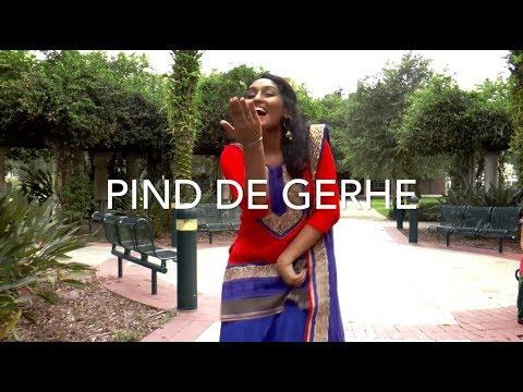 Pind De Gerhe | Rupinder Handa | Desi Crew | (Simran Giri Choreography) | JN Creative Videos