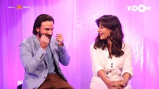 Baazaar   Saif Ali Khan & Chitrangada Singh   Interview & Movie Review   Zoom Weekend Show