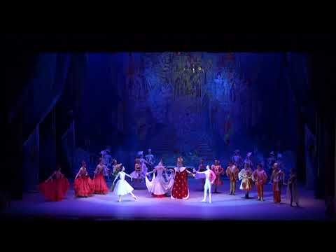 THE NUTCRACKER 2 act. Chelyabinsk State Academic Opera and Ballet Theatre