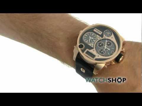 a1ccdfe96 Men's Diesel Big Daddy Chronograph Watch (DZ7261)