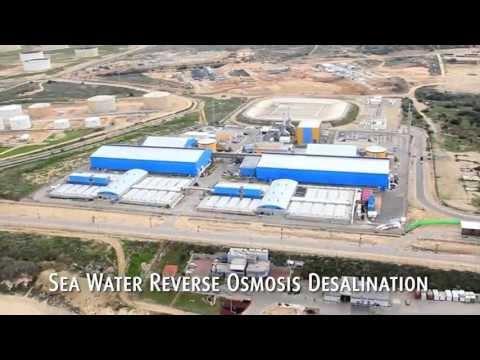 IDE's Ashkelon Plant  Movie (English)