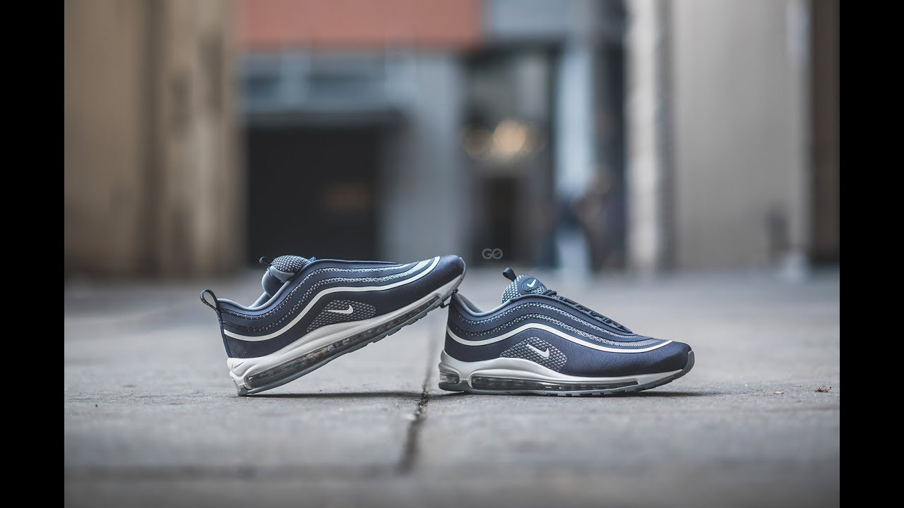 Nike Air Max 97 'Blue Nebula' Releasing Soon Sneakers Cartel