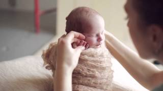 Как проходит фотосессия новорожденного. Как фотографировать новорожденных. фотограф  А. Гороховская