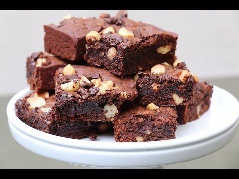 Ma meilleure recette de Brownies moelleux et faciles
