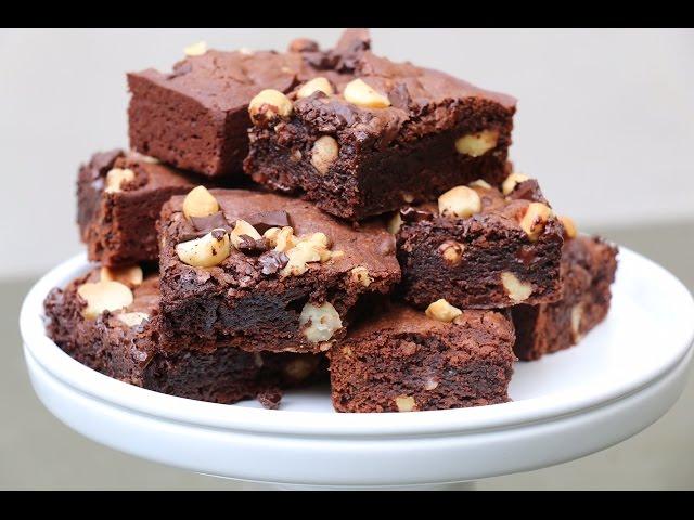 Ma Meilleure Recette De Brownies Au Chocolat Tres Moelleux