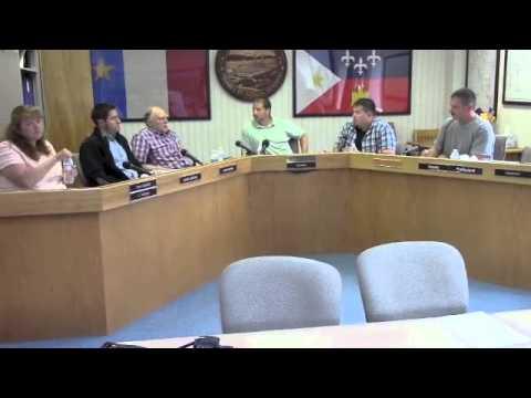 Madawaska Town Council 6-25-15