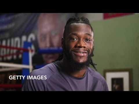 EXCLUSIVE: Deontay Wilder Responds to Arrest in Tuscaloosa