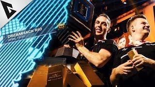 DreamHack NO BRASIL, Astralis VENCE EPL e ganha 1 MILHÃO DE DÓLARES e mais!