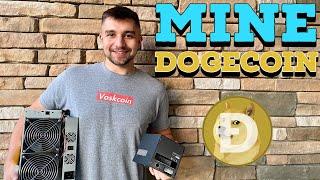 Mine Dogecoin