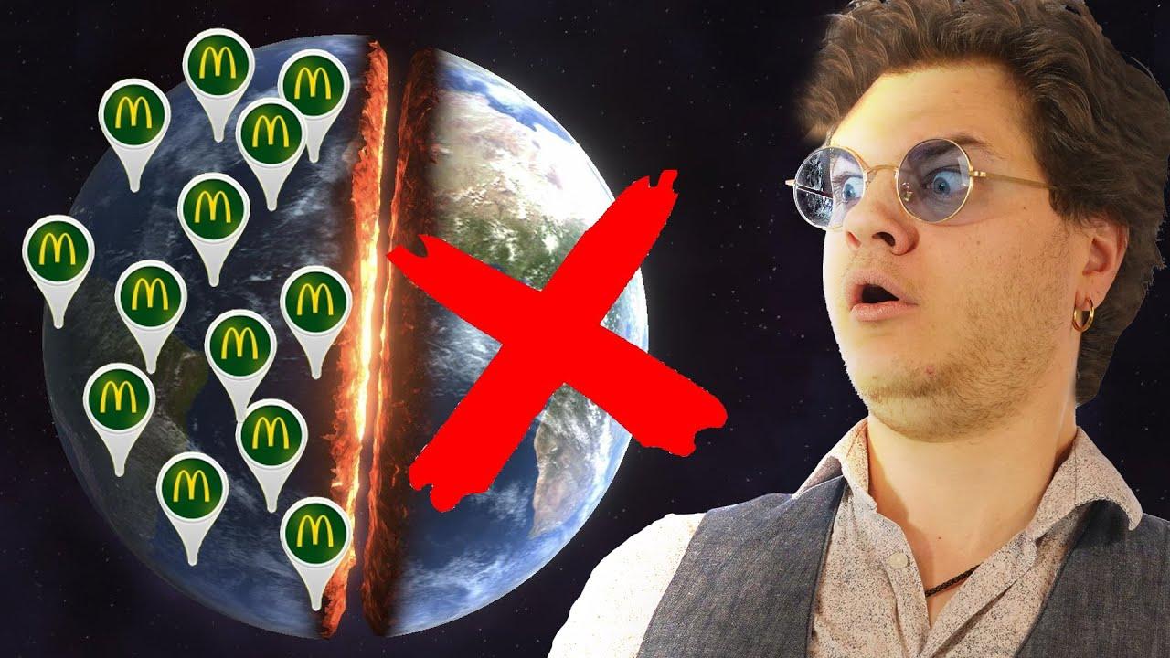 Download Pourquoi la Moitié Des Pays du Monde N'Ont Pas de McDo ? (en 360s)