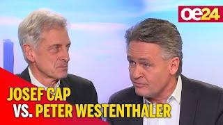 Fellner! LIVE: Josef Cap vs. Peter Westenthaler