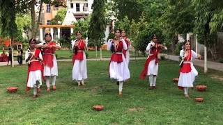 Welcome dance | Man ki Veena | AAMAD The Dance Foundation