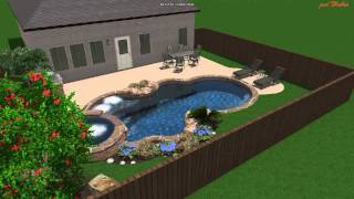 The Complete Backyard-  Duty Pool Preview-phillip Veno-  Designs Are Proprietary