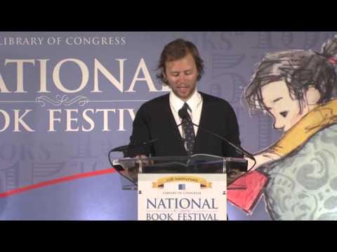Mac Barnett: 2015 National Book Festival