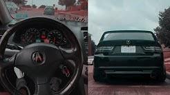 3D Girl Installs Rsx Type S Steering Wheel In The TSX!