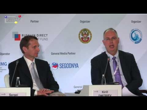 ИнвестРос 2015, Кирилл Дмитриев, Российский фонд прямых инвестиций - Инвестиции в России