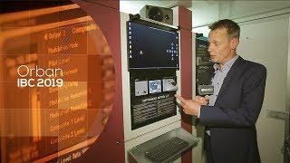 Orban OPTIMOD 8700i LT - nowy budżetowy procesor (IBC'19)