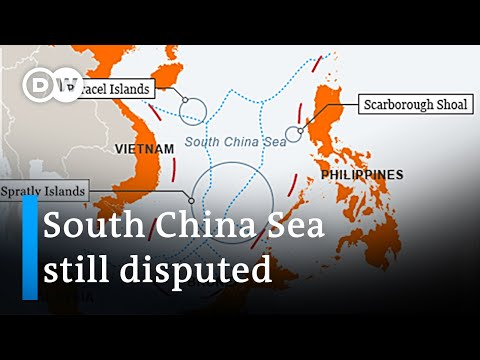 International Court rules China's claims in South China Sea illegal | DW News