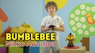 Nikko Autobot Bumblebee: обзор игрушки-трансформера