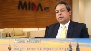 Mida Ceo Says Manufacturing Is Still The Backbone Of Malaysia