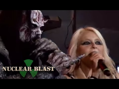 DORO  Bad Blood  Feat LORDI  Rock Night