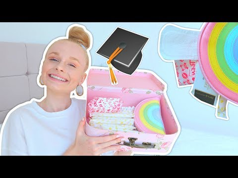 Back To School PERIOD KIT DIY (out and at home)