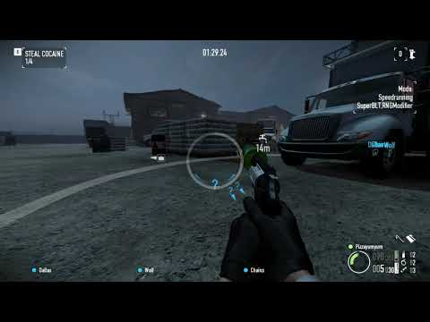 Payday 2 Border Crossing Any Difficulty Speedrun (Former WR: 4:10) |