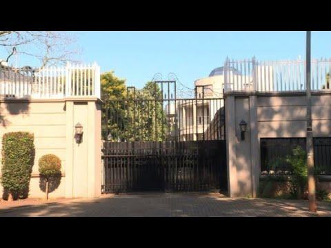 S.Africa police raid house of Zuma allies in graft probe