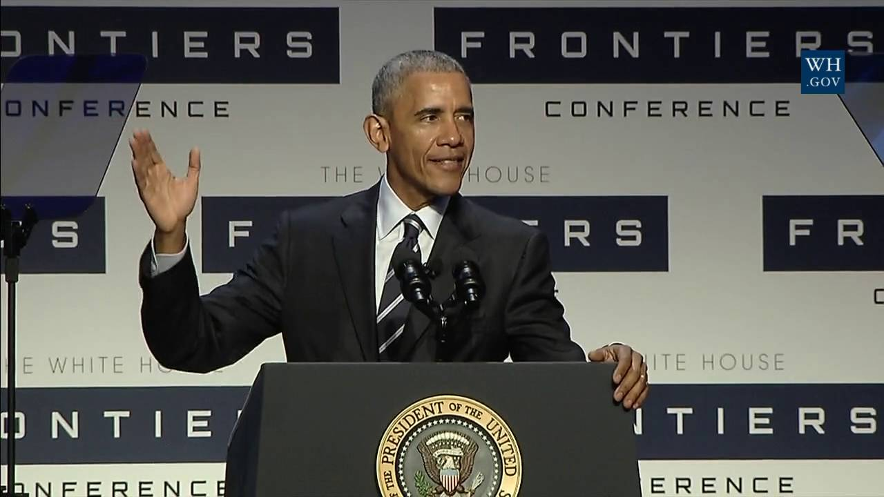 Download White House Frontiers Conference
