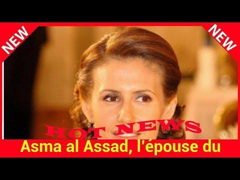 asma-al-assad-lepouse-du-president-syrien-malade-elle-revele-etre-atteinte-dun-cancer-du-sein