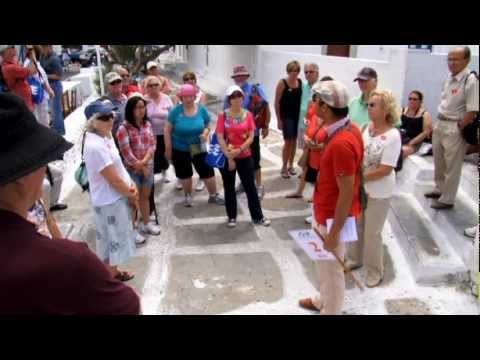 Mykonos Guided Tour - With Antonis Pothitos (licensed Tourist Guide)