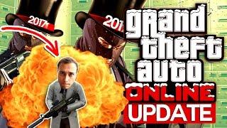 Mafioti, Challenge si Curse noi   GTA Online